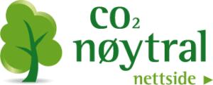 CO2 nøytral nettsted